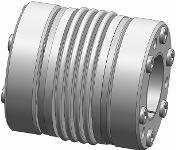Präzisionskupplung für Antriebe mit hohen Drehzahlbereichen