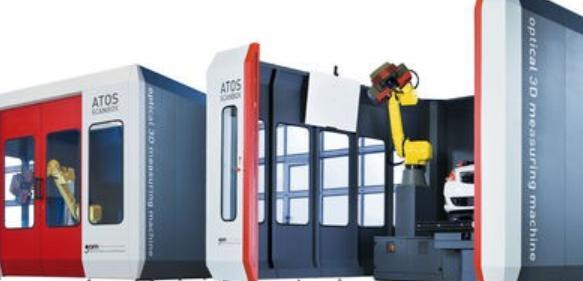 3D-Messmaschine