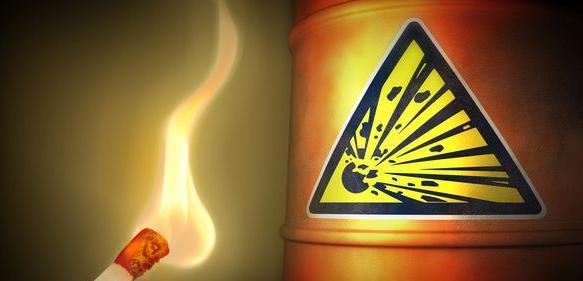 explosionsgefährdeten Bereichen