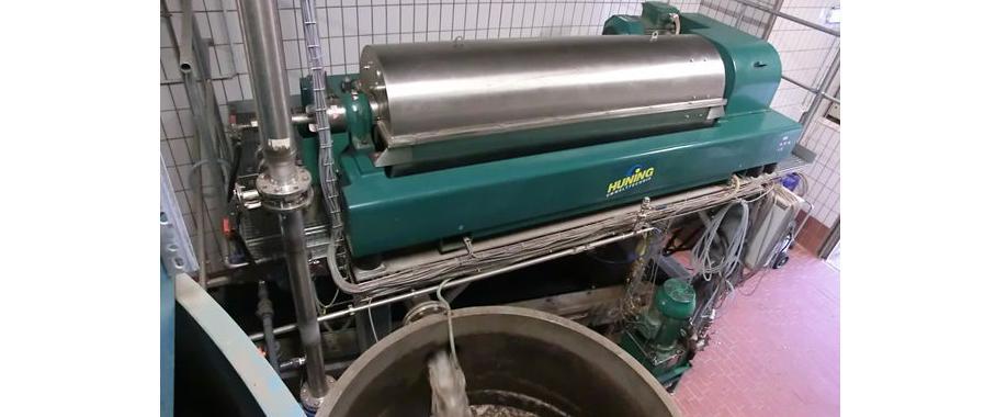 Huning Umwelttechnik sorgt für sichere Entsorgung des Prozesswassers