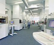 Lasersinter-Fabrik