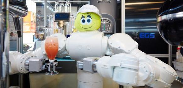 Robo-Barkeeper