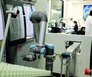 UR5-Roboterarme