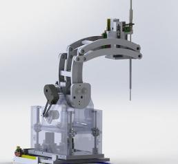 MRT-Operationsroboter