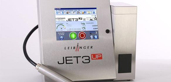 Continuous Ink-Jet-Drucker Jet3up