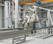 Roboterschweißanlage