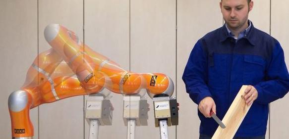 Intuitive Roboterprogrammierung.: Er weiß selbst, was zu tun ist