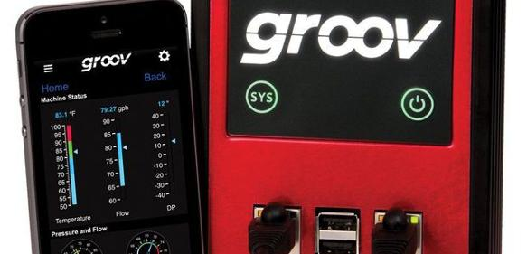 Groov Box Industrial Appliance