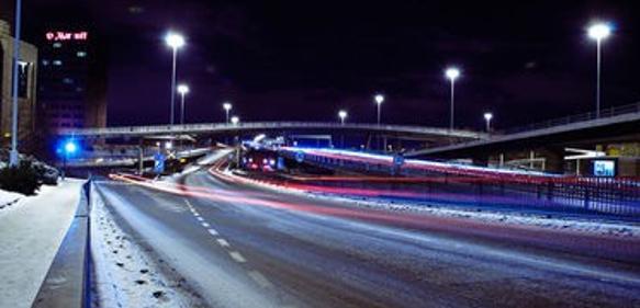 LED-Straßenenbeleuchtung