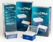 Filterspitzen ExpellPlus: Pipettieren  mit Filterspitzen