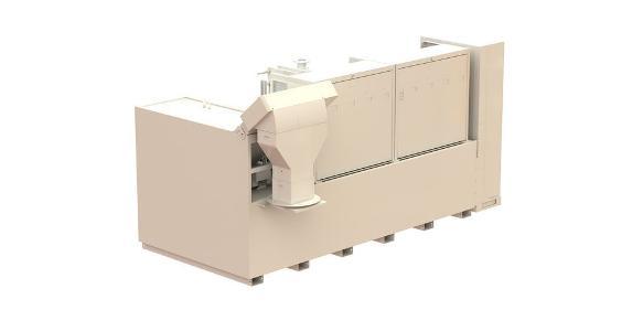 Filteranlage von Knoll Maschinenbau