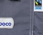 Berufskleidung mit Fairtrade-Siegel