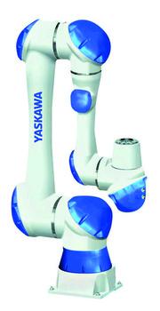 Yaskawa auf der Automatica: Mit Tempo zu neuen  Maßstäben