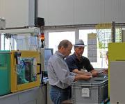 Unternehmensjubiläum: 50 Jahre Saugnapfproduktion bei Vakuplastic