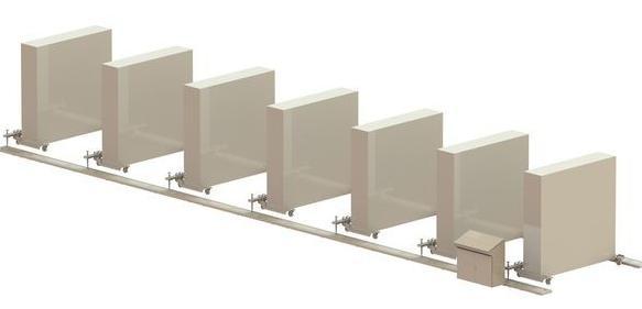 Kettenzugsystem