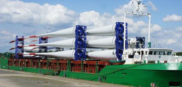 Rotorblätter für Windkraftanlagen
