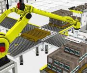 Fabrikplanung: Produktionslinien in 3D entwerfen