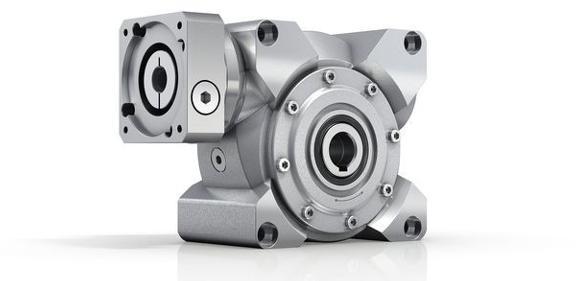 Servo-Schneckengetriebe