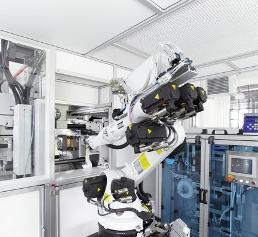 Sechs-Achs-Roboter