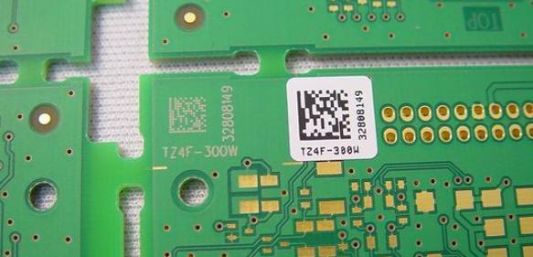 Lasermarkierung in der Elektronikindustrie