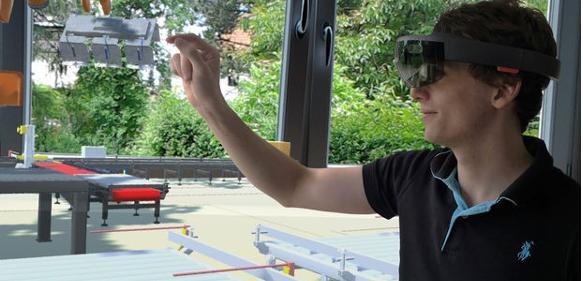3D-Simulationssoftware Machineering