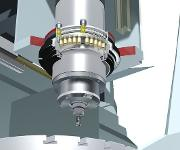 Motorspindelschutzsystem