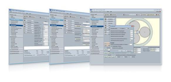 Berechnungssoftware: Update für Getriebeberechnung