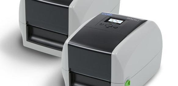 4-Zoll-Desktopdrucker