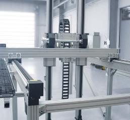 Blocan-Aluminiumkonstruktionsprofile