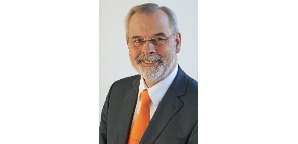 Peter Kazander, Geschäftsführer der Euroexpo Messe- und Kongress-GmbH, München, Veranstalter der Logimat 2017.