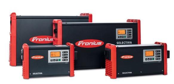 Ladegeräte für Antriebsbatterien