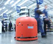 Bodenreinigungsroboter