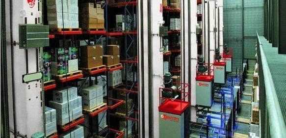 Lager- und Distributionssysteme