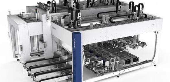 Varioline packaging system