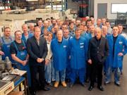 Lohnfertigung, Präzisionswerkzeuge: Platten pushen Produktivität