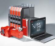 Engineering-Software Movisuite, Steuerungstechnik Movi-C Controller, Umrichtertechnik Movidrive und Antriebstechnik