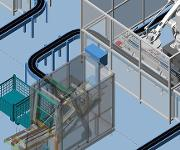3D-Fabrikplanungssoftware MPDS4 von CAD Schroer