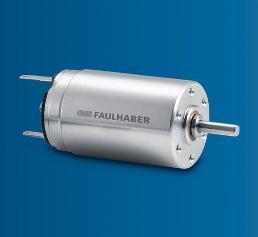 Encoder, Bürstenmotor und Planetengetriebe