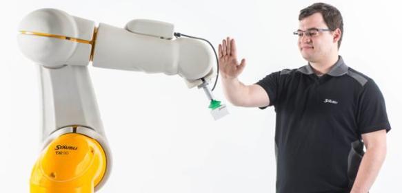 Standardroboter für die MRK