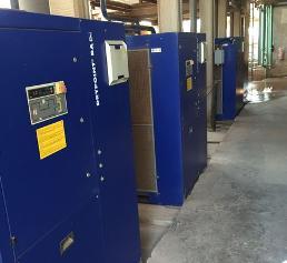Drypoint RA 5400 TAC-Kältetrockner Beko Technologies