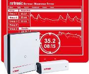Überwachungssystem: Datenaufzeichnung rund um die Uhr