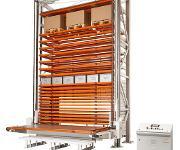 Turmlagersystem Kasto Ecostore