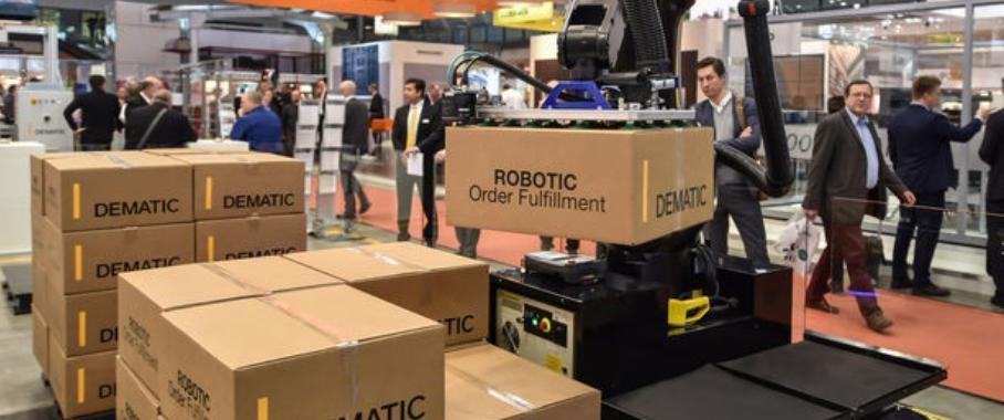 Roboter von Dematic