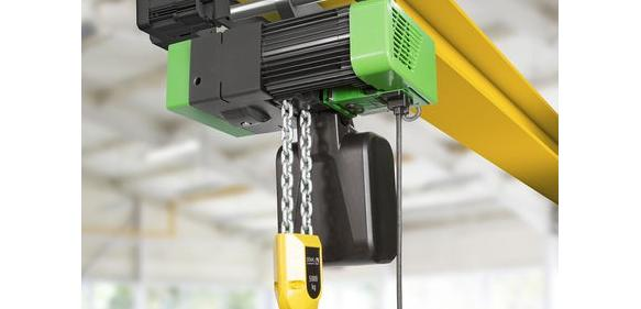 Stahl Crane Systems Kettenzug-ST-Serie
