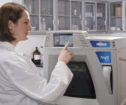 Mikrowellen-Druckaufschlussgerät