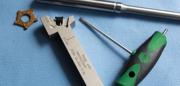 Werkzeugsystem Penta IQ Grip