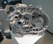 Mechanische Bearbeitung komplexer Motor-, Fahrgestell- und Getriebekomponenten