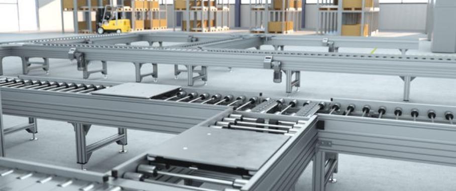 Bosch-Rexroth Transfersystem TS 5