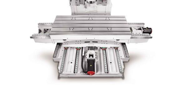 Achtfach-Nutenfräsmaschine