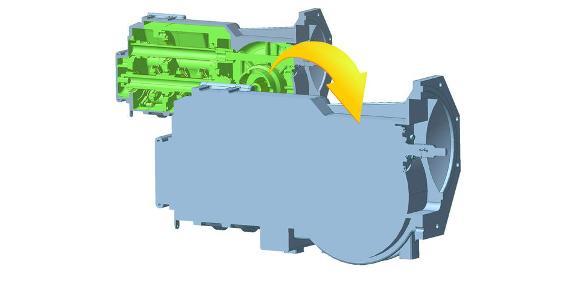 CAD: Vorsprung durch Außenhüllen